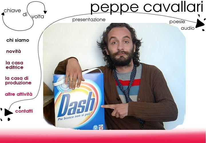 n'est-ce-pas Peppe Cavallari ?